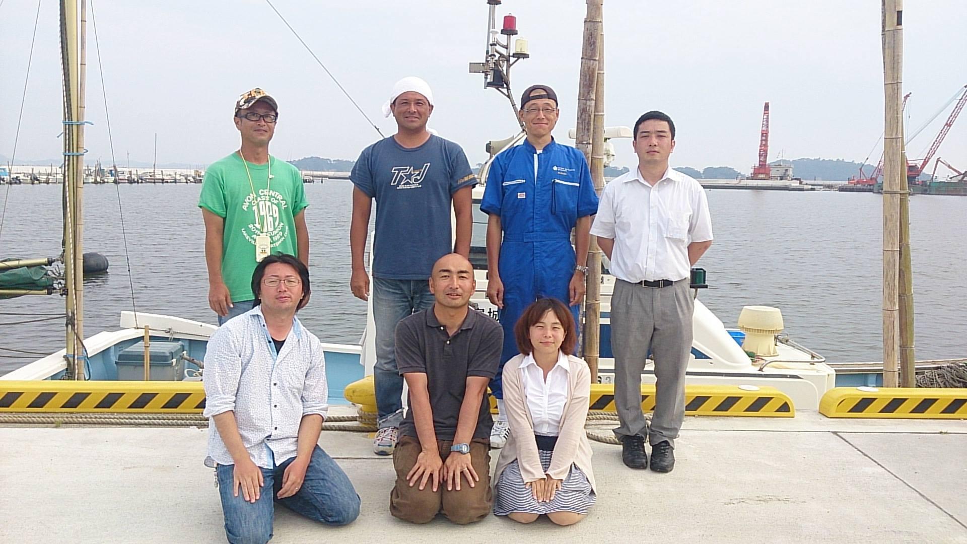 「水産×IT」で水産業活性化!〜宮城県松島湾での挑戦〜